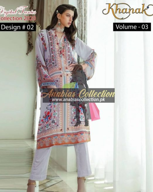 Digital-Print-Khanak-Unstitched-Kurti-D-40