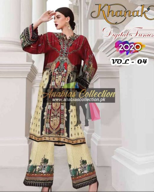 Digital-Print-Khanak-Unstitched-Kurti-D-42